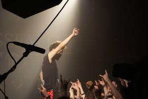 CrossFaith Live In Paris Trabendo 14/03/2016 by mopiou
