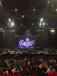 The GazettE Paris Zenith 03/06/2016 by mopiou