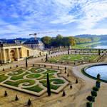 Versailles Jardin garden