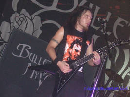 Bullet for my valentine_guitar by mopiou