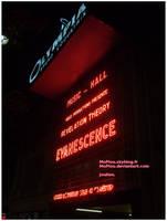 Billboard in Paris_Evanescence by mopiou