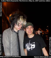 The Horrors_Joshua and me by mopiou