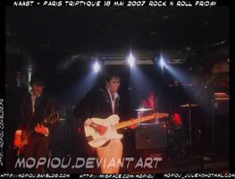 NAAST . Triptyque Paris 18-05 by mopiou