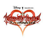 kingdom hearts reconnect logo