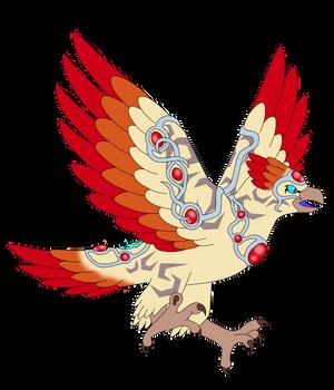 Keeper Harpy Eagle (updated)