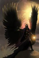 Angel Of Torment by Juntacu