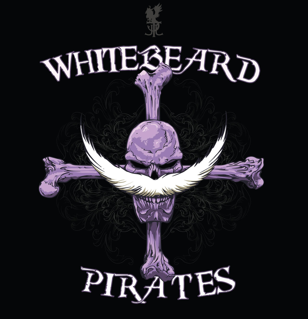 Whitebeard pirates logo - photo#34