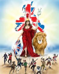 Britannia by Bjerg