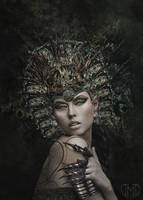 Black Countess by Majentta