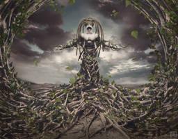 Earth Walker by Majentta