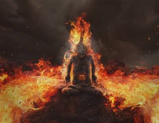 Fire Starter by Majentta