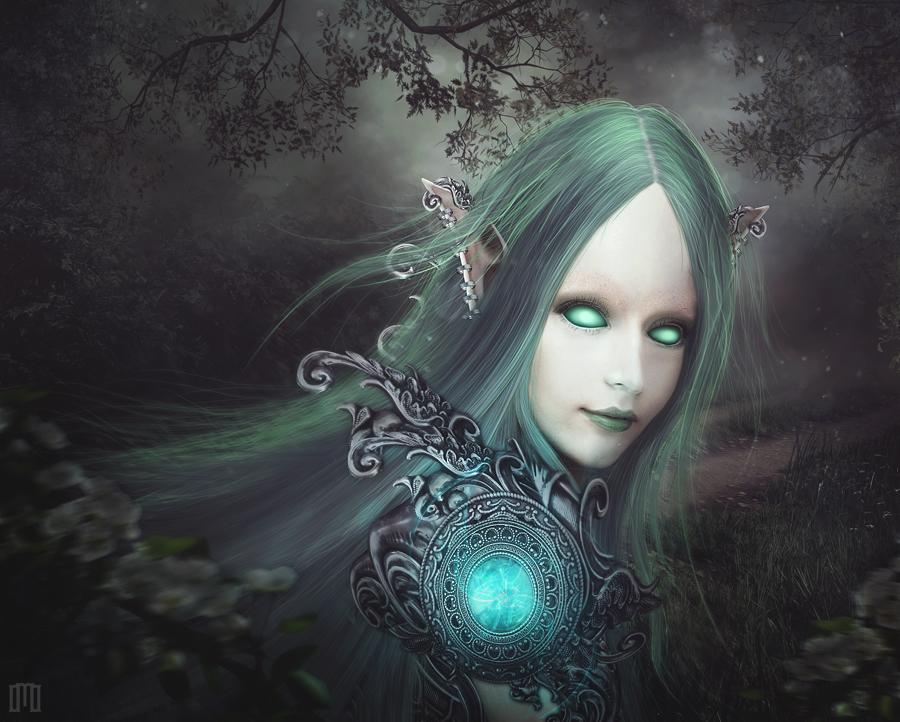 Lady Ilsevel by Majentta