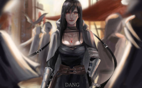 Mercenary By Dang