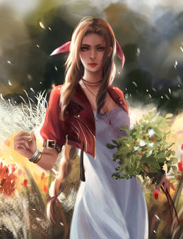 Aerith By Dang