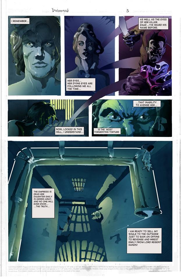 dishonored 2 art book pdf