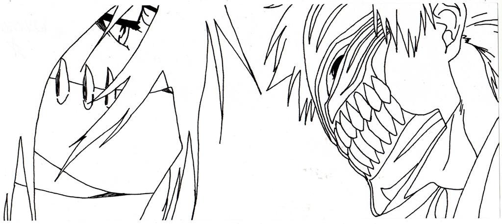 Bleach : Ichigo Kurosaki by Nozuke on DeviantArt