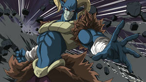 DRAGON BALL SUPER - Moro (Manga)