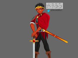 PrinceMalachai by Anatafu