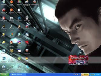 Kazuya Desktop by usankusai