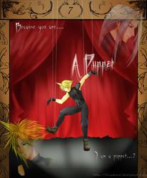 The Puppet by usankusai