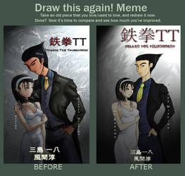 Draw This Again by usankusai