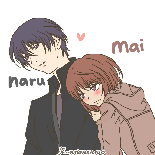 ghost hunt mai and naru relationship help