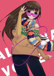 Contest: Alternate Voice by NIEKAORI