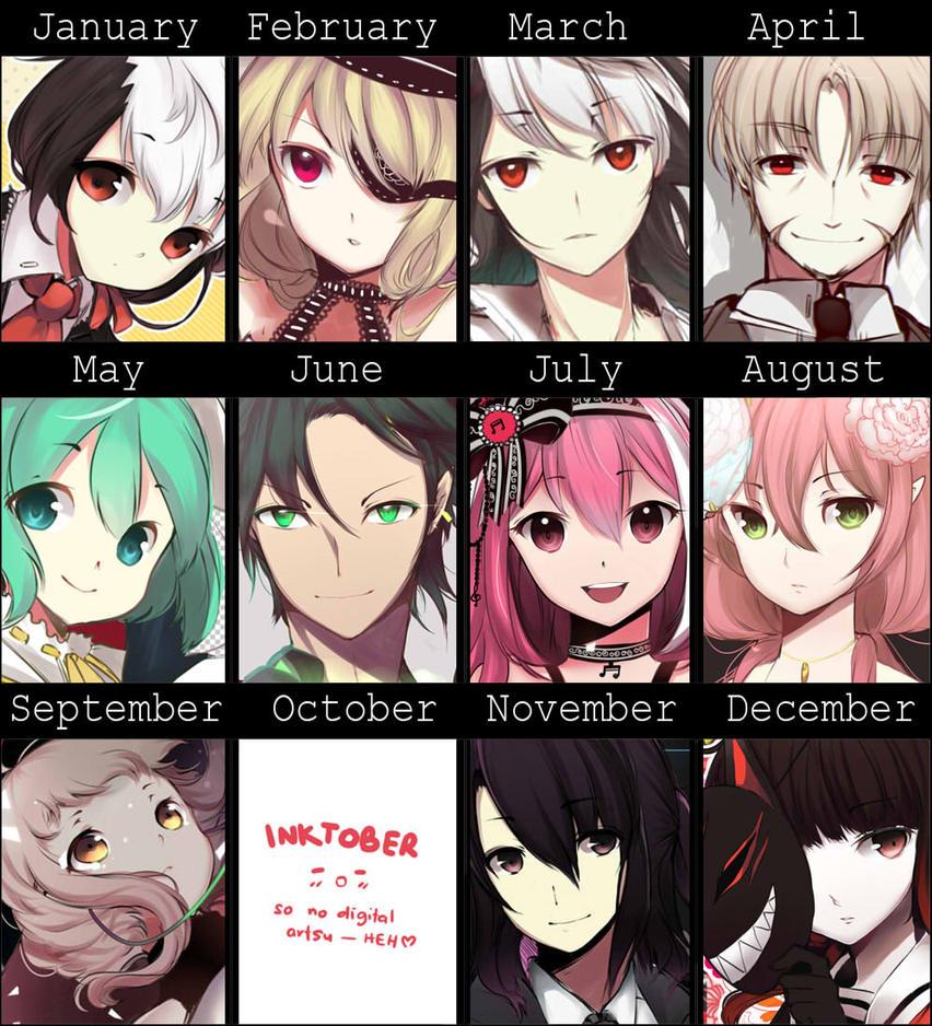 Art Summary 2016 by NIEKAORI