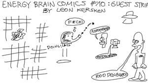 Energy Brain Comics #10: Guest Strip by EnergyBrainComics