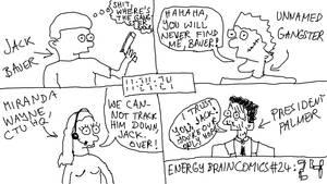 Energy Brain Comics #24: 24