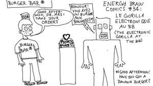 EBC #36: Le Gorilla Electronique au BB