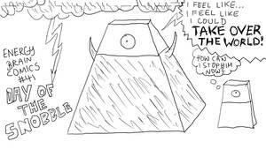 Energy Brain Comics #41: Day Of The Snobble