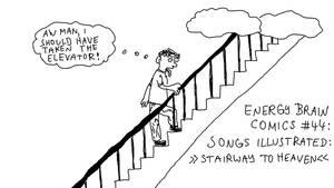 EBC #44: Songs Illustrated -- Stairway To Heaven