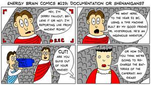 EBC #129: Documentation Or Shenanigans?