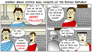 EBC #131: Knights Of The Roman Republic
