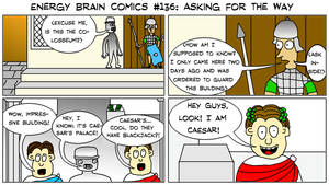 Energy Brain Comics #136: Asking For The Way