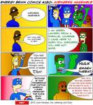 Energy Brain Comics #180: Avengers Assemble