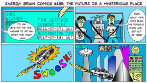 EBC #185: The Future Is A Mysterious Place