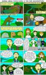 Energy Brain Comics #190: A Time For Velociraptors