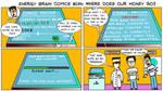 Energy Brain Comics #194: Where Does Our Money Go?