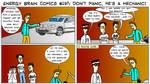 EBC #197: Don't Panic, He's A Mechanic!
