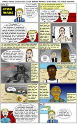 EBC #211: Clyde Barker Reviews 'The Force Awakens' by EnergyBrainComics