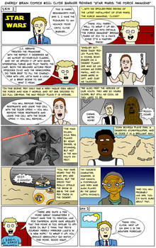 EBC #211: Clyde Barker Reviews 'The Force Awakens'
