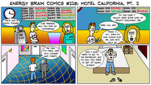 EBC #218: Motel California, Pt. 2