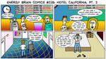 EBC #218: Motel California, Pt. 2 by EnergyBrainComics