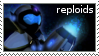 reploid stamp by ribot02