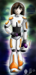 space suit test by ribot02
