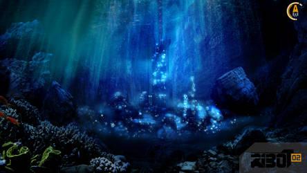 Aquarian City 01 by ribot02