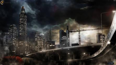 dark city by ribot02