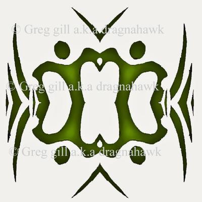 Tribal Tattoo Arm